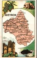 CHROMO  A LA BELLE JARDINIERE Ste C. BERIOT IVRY  DEPARTEMENT DE L'AVEYRON - Chromos