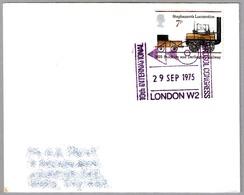 10th Intenational AEROSOL CONGRESS - Congreso Sobre Aerosoles. London 1975 - Protección Del Medio Ambiente Y Del Clima