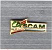 Pin's   Banque, Crédit  Agricole  SCAM, SAVOIE  ( 74 ) - Banques