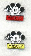 """Pins : Le JOURNAL De MICKEY N°2000  """"Le ROUGE Et Le JAUNE"""" - Disney"""