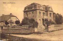 Sibret. - Le Presbytère. - Circulé En 1935. - Vaux-sur-Sûre