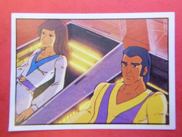 Panini Captain Future - Capitaine Flam - Capitan Futuro N° 382 - Panini