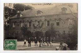 LONGWY HAUT - 54 - Meurthe Et Moselle - Cercle Des Officiers - Longwy