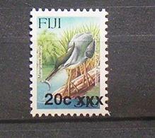 FIJI  -   BIRDS  - UCCELLI - 2011 - HERON - 1  V. -  MNH - - Pájaros