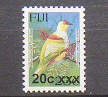 FIJI  -   BIRDS  - UCCELLI - 2011 - DOVE - 1  V. -  MNH - - Pájaros
