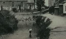 Angre L'Eglise 1909 Animée (Oblitération L213) - Honnelles