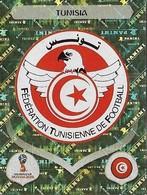 VIGNETTE PANINI FIFA WORLD CUP RUSSIA 2018 TUNISIE ECUSSON N°552 - Panini