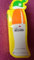 L'EAU CHEAP AND CHIC  MOSCHINO - Perfume Samples (testers)