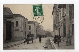 CAHORS - 46 - Lot - Le Lycée Gambetta - Attelage - Cahors