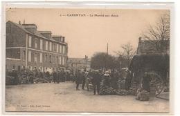 Carentan - Le Marché Aux Choux - CPA ° - Carentan