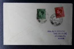 Palestine: 1936 Jerusalem  FPO 16  (1st Oct 1936 - 7th Jan 1937) - Palestine