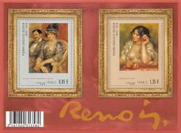 FRANCE RENOIR - BLOC N°4406** - Neufs