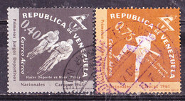 Ciclismo- Venezuela  1961-Usati - Ciclismo