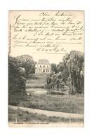 Vilvorde.  -  Château De L'Ecluse (1906). - Vilvoorde