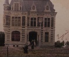 Quiévrain Château De M.Bataille (couleur) - Quiévrain