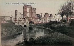 Quiévrain Ruine Du Moulin (Couleur) - Quiévrain