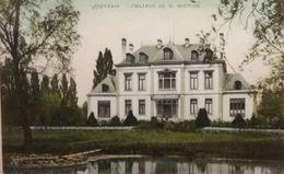 Quiévrain Château De M. Gouvion (Couleur) - Quiévrain