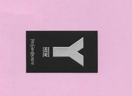 NOUVEAU NEW YVES SAINT LAURENT - Perfume Cards