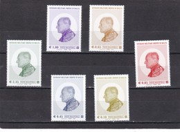 Orden De Malta Nº 798 Al 803 - Malta (la Orden De)