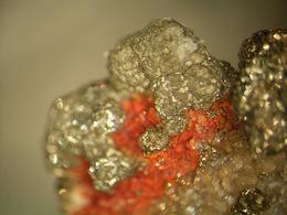 * PYRITE Xls, Korb Mine, Eisen, Saarland, BRD * - Minerals