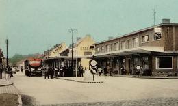Quiévrain Gare Routière Internationale (douaniers) - Quiévrain