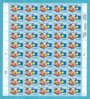 32 Cent Republic Of Palau - Marine Life Sheet - Scott #2999 - MNH [#3901] - Sheets