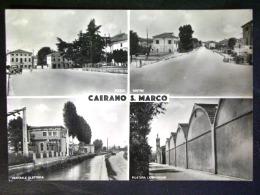VENETO -TREVISO -CAERANO DI SAN MARCO -F.G. - Treviso