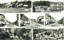 SURREY - CATERHAM - 7 RP VIEWS Sur355 - Surrey