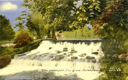 SURREY - CARSHALTON - THE GROVE - THE WATERFALL Sur361 - Surrey