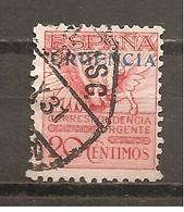 España/Spain-(usado) - Edifil  591A - Yvert  Urgente 7 (o) - Correo Urgente