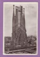 SAGRADA FAMILIA EN CONSTRUCTION VERS 1935. - Barcelona