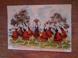 Danses Au Pays Basque , Danse Des Pommes - France