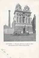 ANTWERPEN / MAISON HYDRAULIQUE DU SUD / HYDRAULISCH STATION ZUID  1902 - Antwerpen
