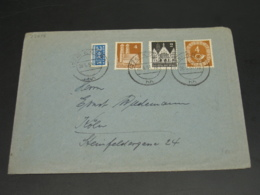 Germany 1951 Cover *22096 - Unclassified