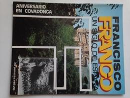 Fascículo Francisco Franco Un Siglo De España. Nº 28. 1972. Ricardo De La Cierva. Lugo. Ediciones EN, Madrid. España - Revistas & Periódicos
