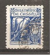 España/Spain-(usado) - Edifil  979 - Yvert  737 (o) - 1931-Hoy: 2ª República - ... Juan Carlos I