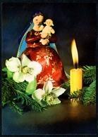 B6914 - TOP Maria Jesus Weihnachten - Erzgebirgische Volkskunst - Max Müller Karl Marx Stadt DDR - Weihnachten