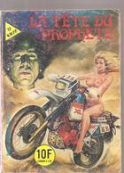 BD PETIT FORMAT BANDE DESSINEE POUR ADULTE EROTIQUE E F N°147 La Tête Du Prophète  De 1987 - Erotic (Adult)