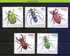 Mwe2644 FAUNA INSECTEN TOR KEVER INSECTS BUG BEETLE KÄFER DEUTSCHE BUNDESPOST 1993 PF/MNH # - Insekten