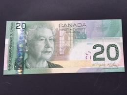 CANADA P103 20 DOLLARS 2004-2008 UNC - Canada