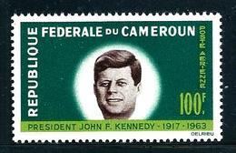 Cameroun    President John F.Kennedy   Set  SC#  C52  MNH** - Cameroon (1960-...)