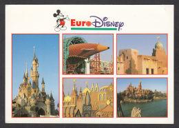 92052/ DISNEYLAND Paris, Eurodisney - Disneyland