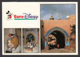 92051/ DISNEYLAND Paris, Eurodisney, Adventureland - Disneyland
