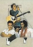 SAO TOME AND PRINCIPE Block 312,used,Elvis Presley - Elvis Presley