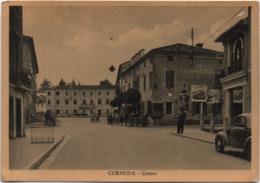 Cornuda (Treviso): Centro. Viaggiata 1954 - Treviso