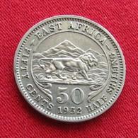 Africa East 50 Cents 1952 - Autres – Afrique