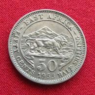 Africa East 50 Cents 1955 - Münzen