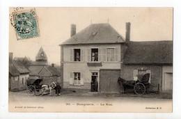DOMPIERRE - Arrondissement De Clermont - 60 - Oise - La Rue - Attelage Et Fiacre - France