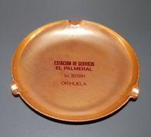 CENDRIERS VINTAGE EL PALMERAL - SPAIN - Metall