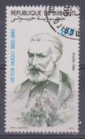 1985 Gibuti - Victor Hugo - Gibuti (1977-...)